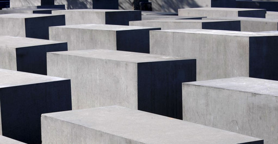 Memorial to the Murdered Jews of Europe in Berlin. Picture: Karla Fritze