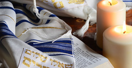 Ordination und Investitur jüdischer Tradition | Foto: Adobe Stock/ ReedSinclaireStudio