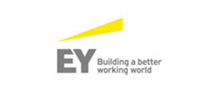 Logo Ernst and Young GmbH