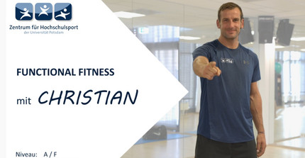 Functional Fitness mit Christian