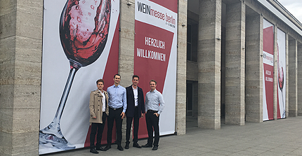 Kick-Off: Marketingprojekt Messe Berlin