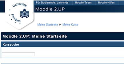 Moodle Uni Potsdam Login