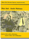 "Cover ""Max Aub - André Malraux"""
