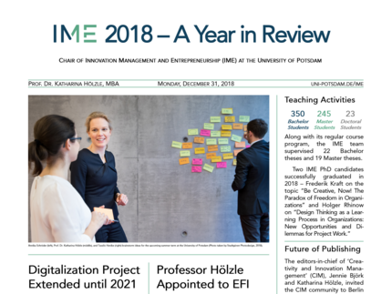 IME Highlights 2018