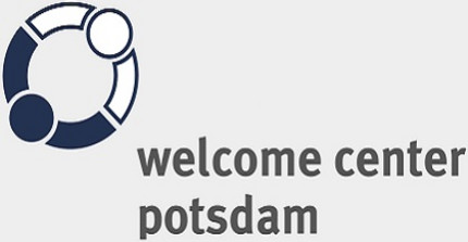 Logo Welcome Center Potsdam
