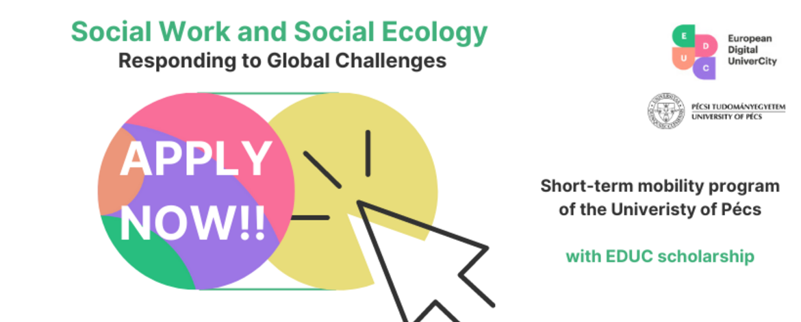 Social Work and Social Ecology EDUC Summer School