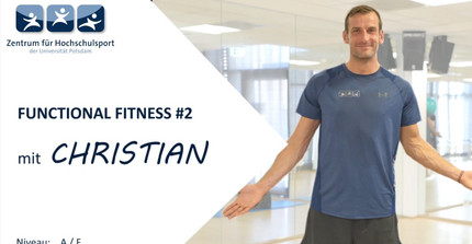 Functional Fitness mit Christian #2