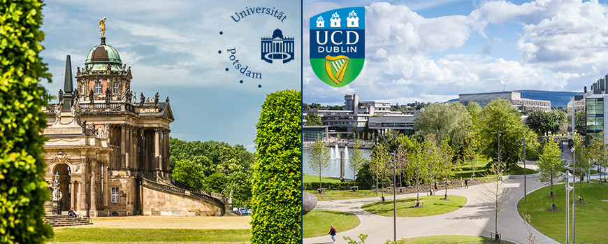 Campus UP und Dublin