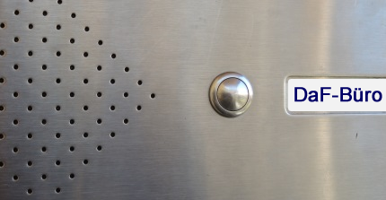 Image: Doorbell, (c) Photo: Ch. Lehker/UP