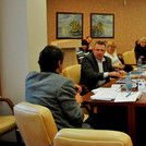Photo of 2nd Coordination Meeting (Hrodna, 9 - 13 November 2014)