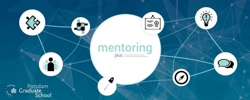 Pictograms visualize core topics of mentoring from a mentee's point of view