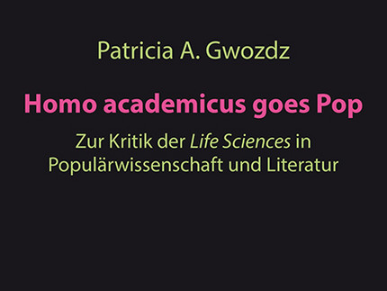 "Cover ""Homo academicus goes Pop"""