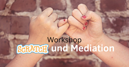 Scratch und Mediation, Teamwork Bild