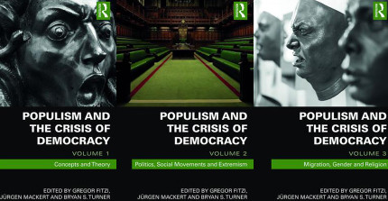 """Populism and the Crisis of Democracy"", Volumes 1-3"