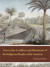"Cover ""Views of the Cordilleras and Monuments of the Indigenous Peoples of the Americas."""