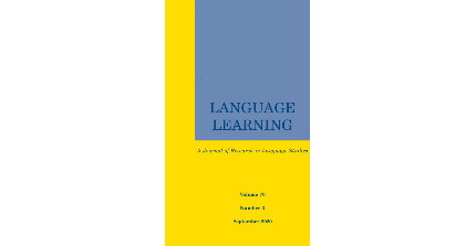 Variability and Consistency in First and Second Language Processing: A Masked Morphological Priming Study on Prefixation and Suffixation.