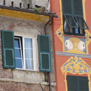 Facade in Liguria