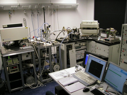 Ar/Ar Geochronology Laboratory