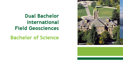 Logo Bachelor International Fied Geoscience
