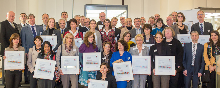 Group Picture of the Audit Internationalization