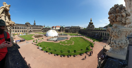 Fieldtrip to Dresden