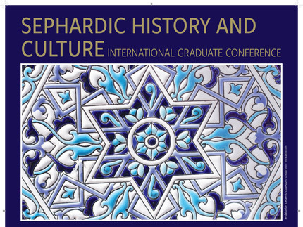 "Poster ""Sephardic History and Culture"""