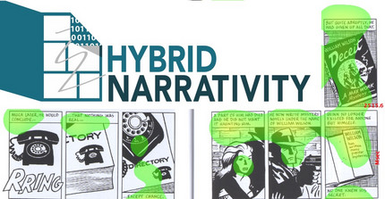 Hybrid Narrativity Logo
