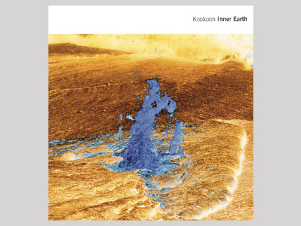CD cover of Inner Earth: a seismosonic symphony