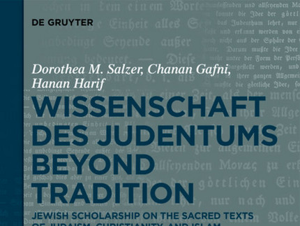 "Titel ""WdJ beyond tradition"""