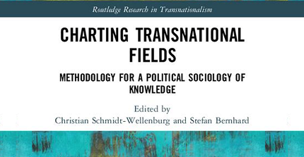 "Cover ""Charting Transnational Fields"""