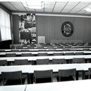 Lecture hall at the Academy of the Ministry for State Security, 1989. Photo: Karla Fritze.