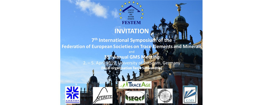 Invitation to FESTEM 2019