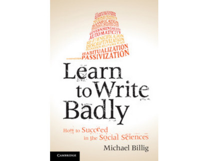 Titelbild Learn To Write Badly
