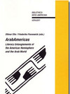 "Cover ""ArabAmericas. Literary Entanglements of the American Hemisphere and the Arab World."""