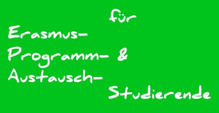Writing: Erasmus, program and exchange students